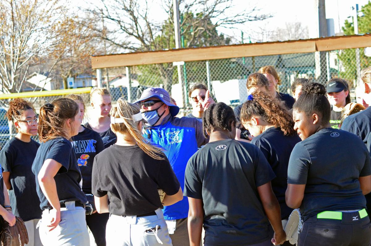 Junction City softball