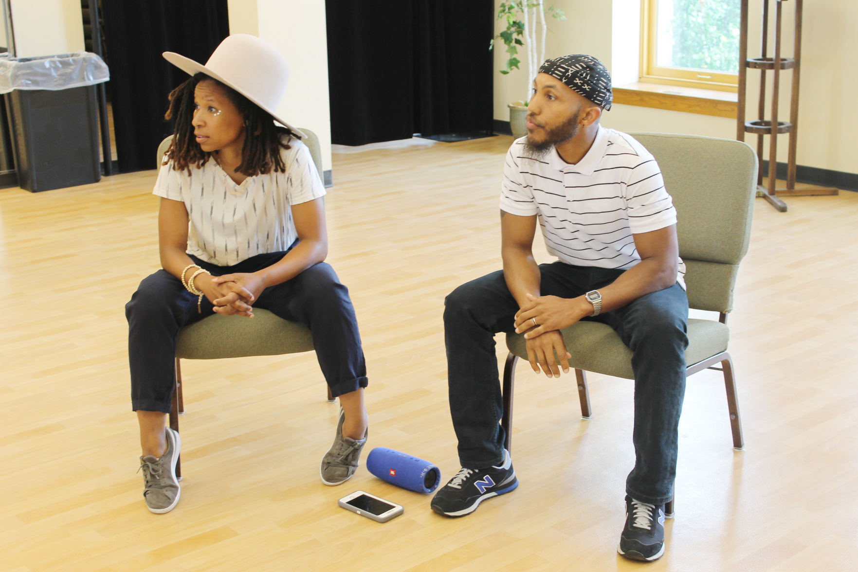 Musicians educate locals on history of hip hop