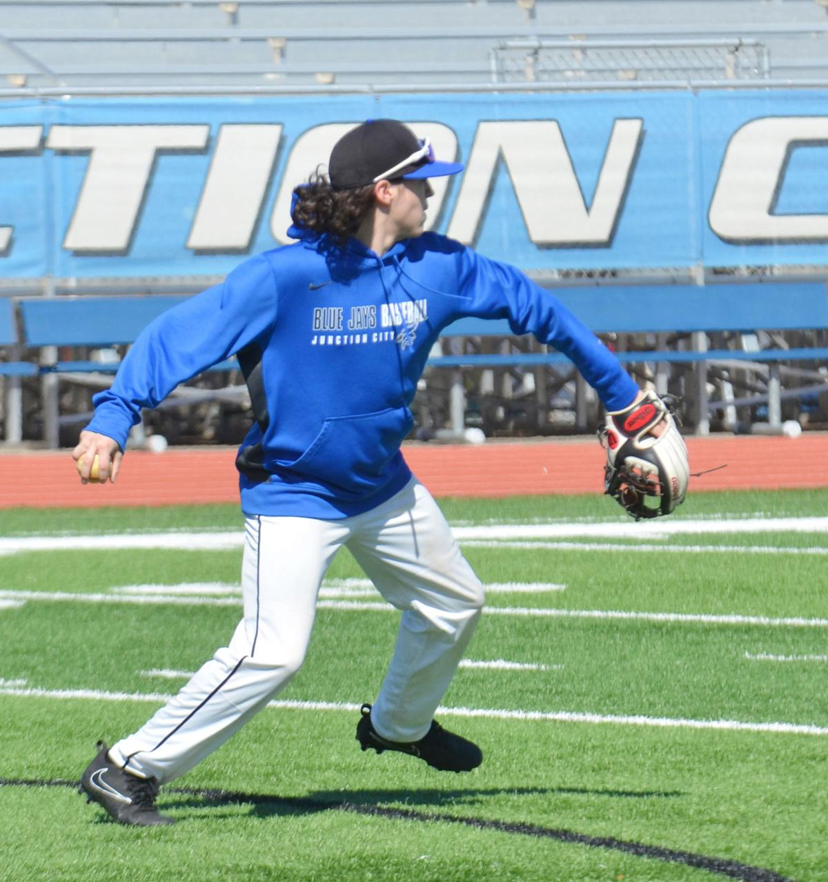 Experienced players have Stivers optimistic about upcoming JC baseball season
