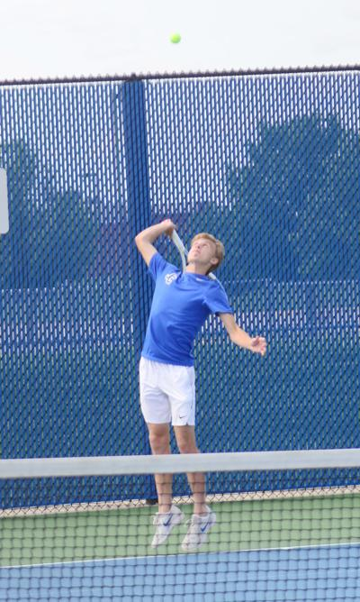 Junction City's Kody Westerhaus competes in state tournament