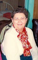 Doris Eileen (Wagler) Peterson
