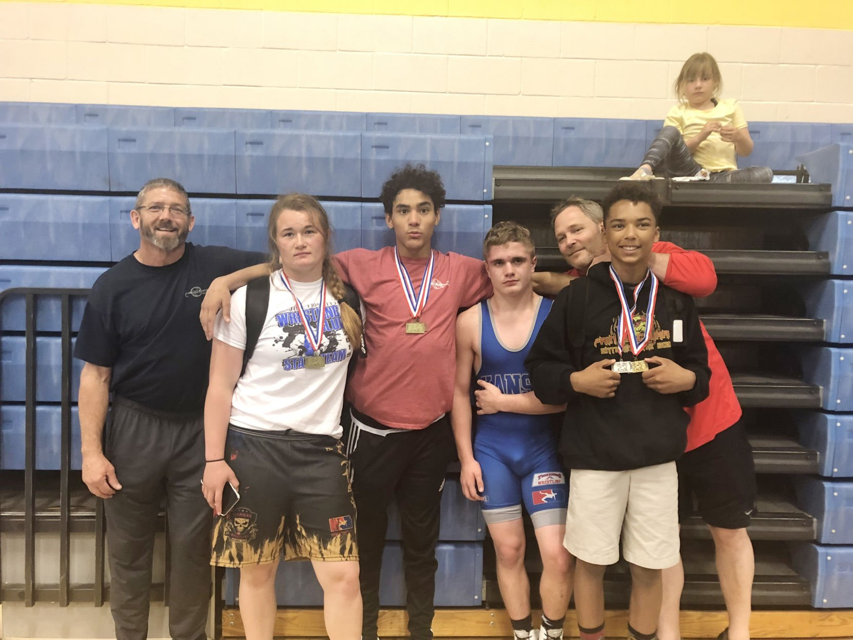 Junction City wrestling club has state champions crowned