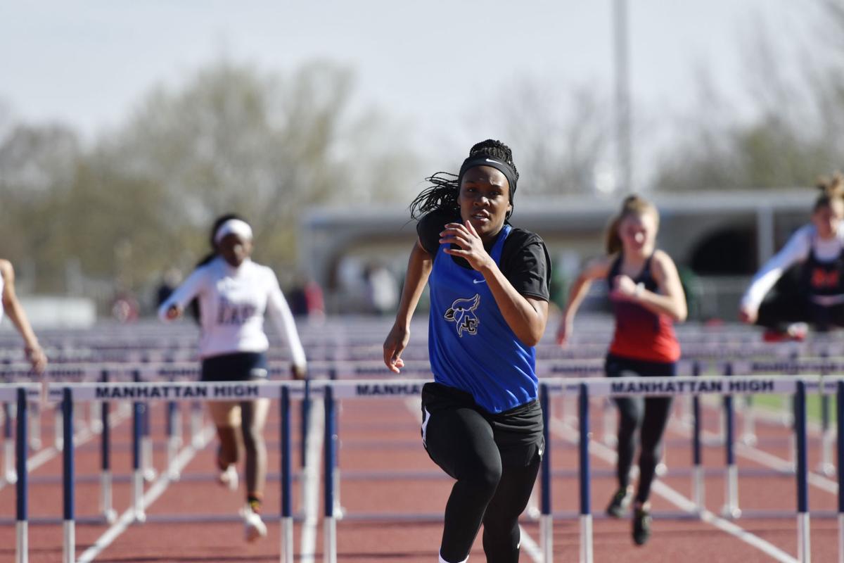 JC boys finish second at Manhattan track meet, while girls notch third