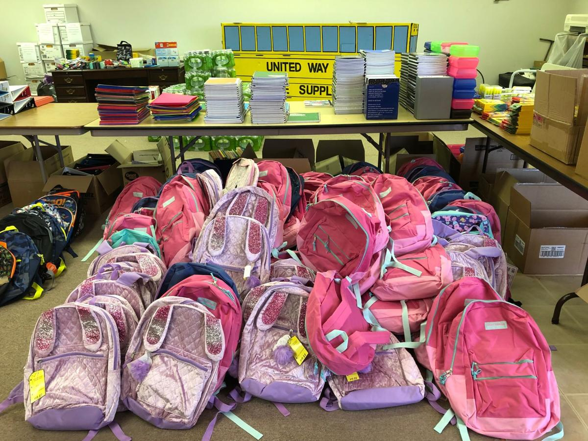 United Way still seeks boys' backpacks, headphones, other school supplies