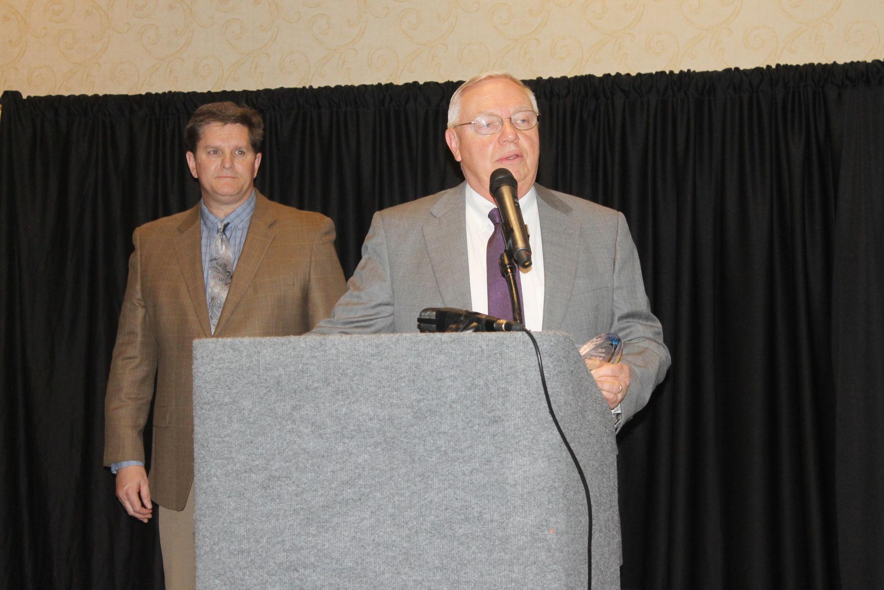 Pottberg named chamber's volunteer of the year