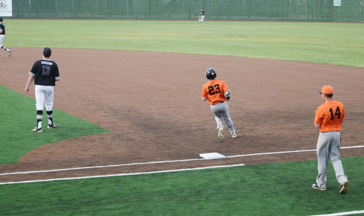 JC 10-run rules Barn Baseball Academy in first of three-game series