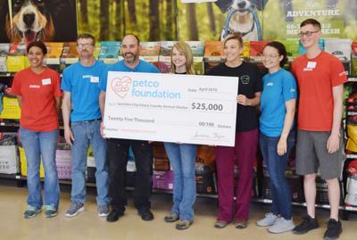 Petco grant will help improve JC animal shelter