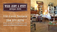 Antiques - Copperas Cove, Tx 254-371-0276 Wood Joint Antiques