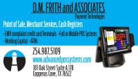 Merchant Services Killeen Tx 254-987-5109 Don Frith