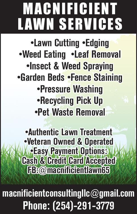Magnificent Lawn Services