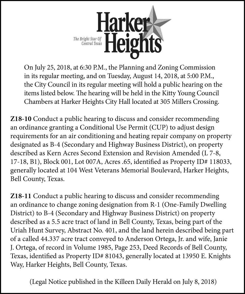 City of Harker Heights