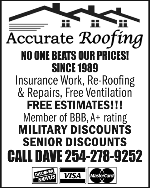 Accurate Roofing