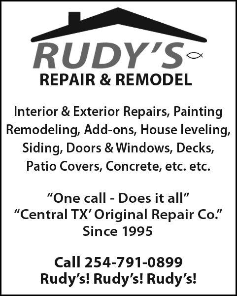 Rudy's Repair & Remodel