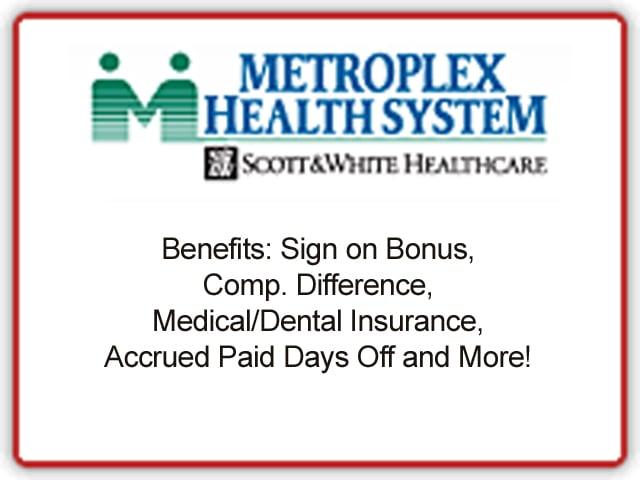 Metroplex Health System