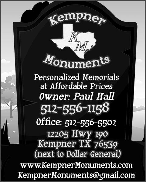 Kempner Monument