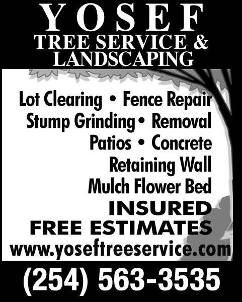 Yosef Tree Service