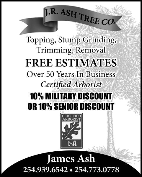 J.R. Ash Tree Company