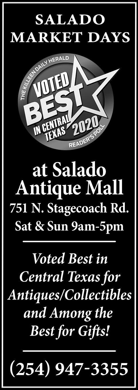 Salado Antique Mall