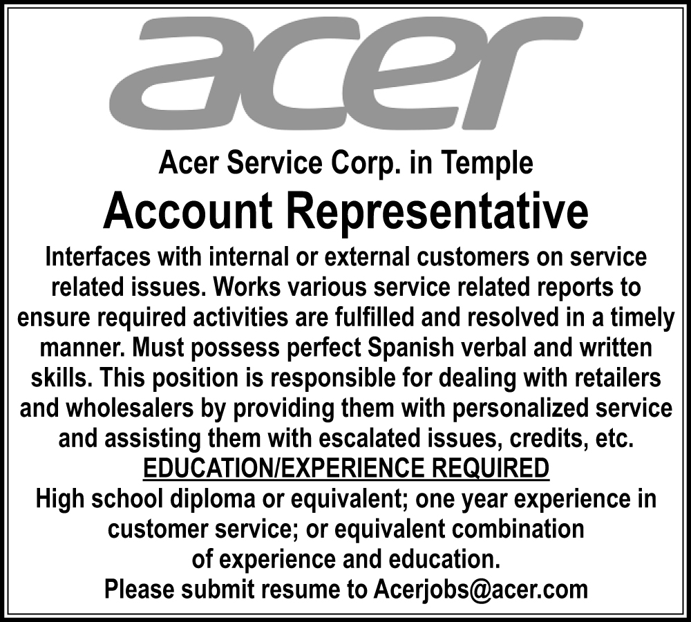 Acer America