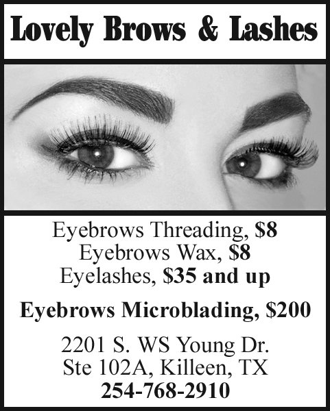 Lovely Brows & Lashes