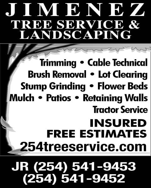 Jimenez Tree Service