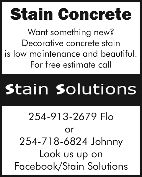 Stain Solutions