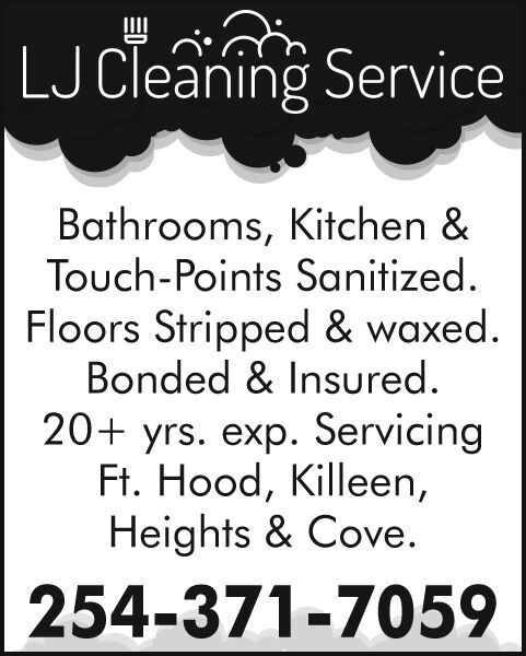 LJ Cleaning Services