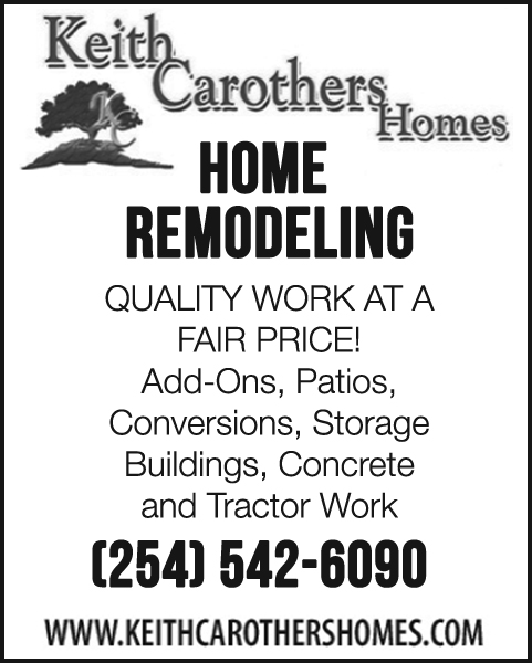 Keith Carothers Homes