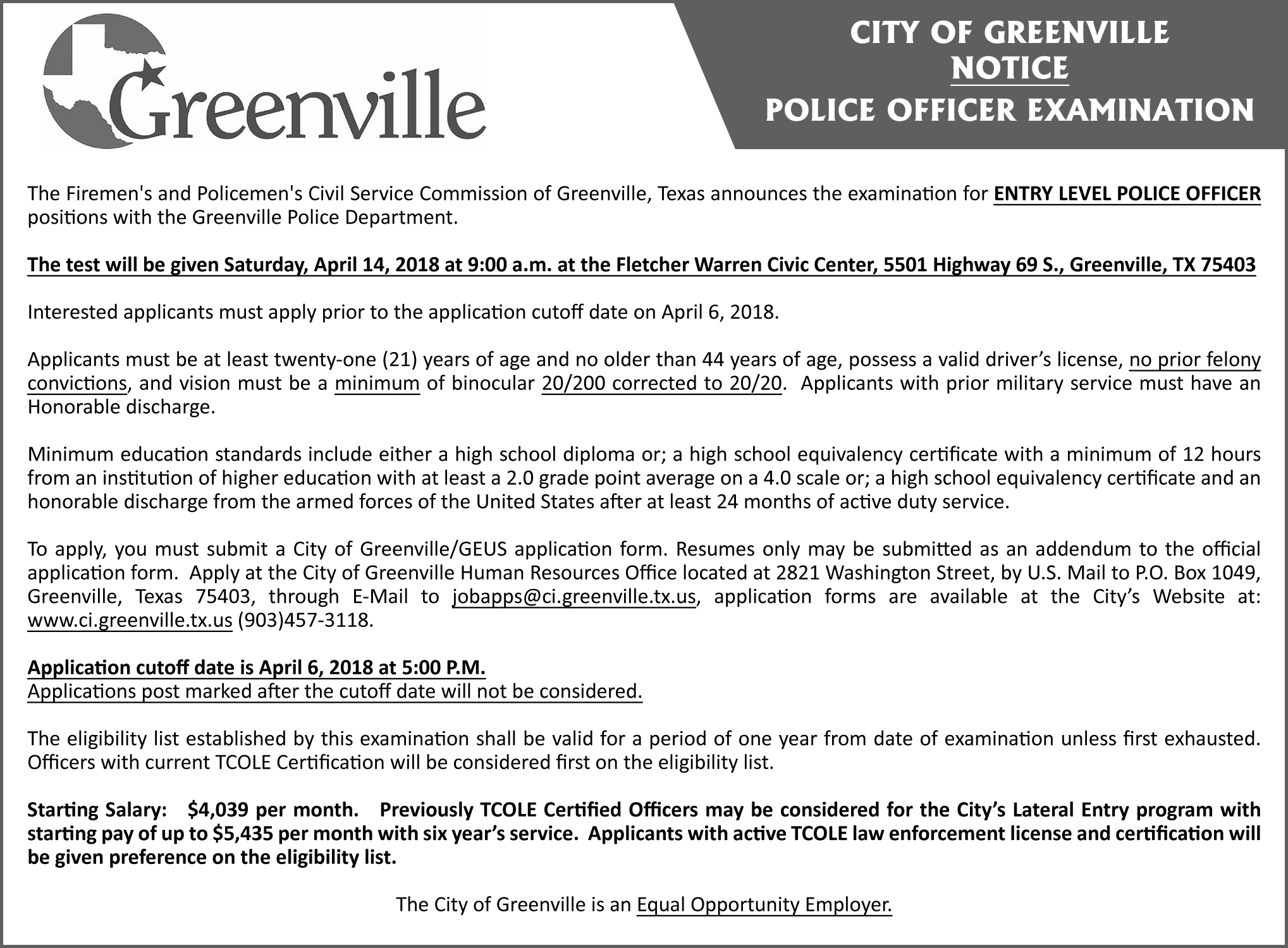 Appealing 12 entry level accounting cover letter examples city of greenville other jobs kdhnewscom 5a7db7662584d image e0794aba 0da9 11e8 be7a c7d67b904756html 1betcityfo Images