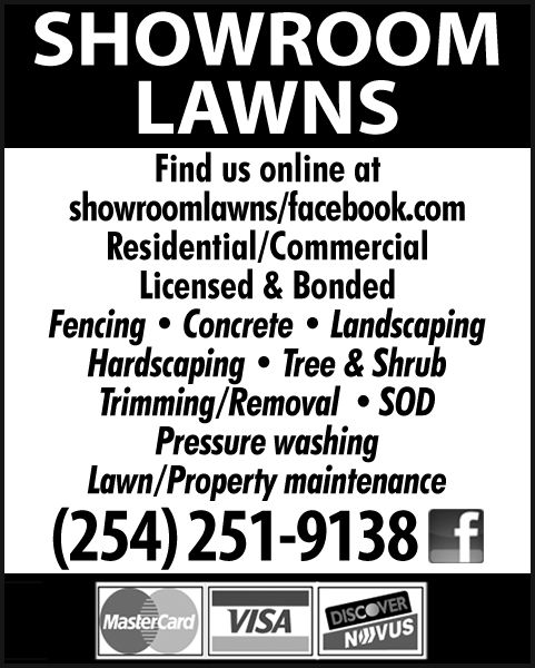 Showroom Lawn Care Service