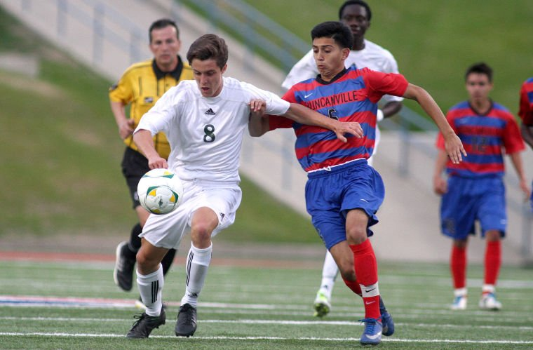 Boys Soccer Playoffs: Ellison v. Duncanville