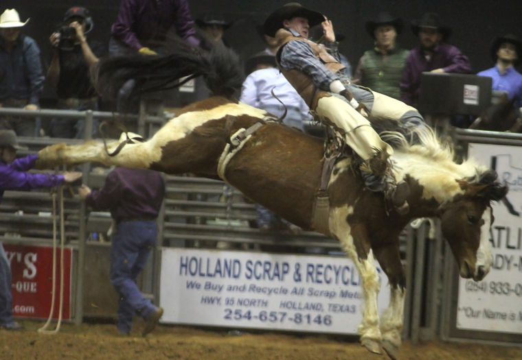 PRCA Rodeo in Belton