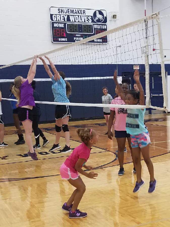 Shoemaker VB Camp 2018
