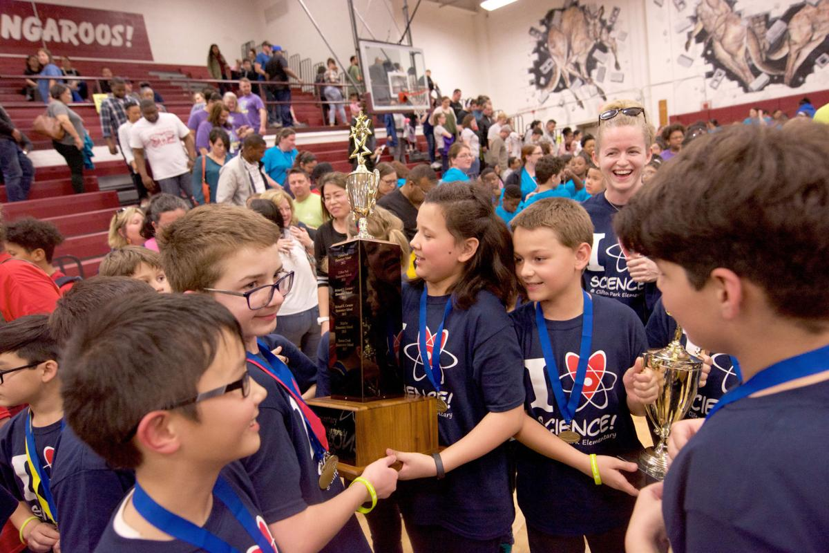 science olympiad killeen elementary olympic annual students event take part kdhnews clifton