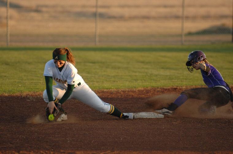 Florence vs Little River-Academy Softball