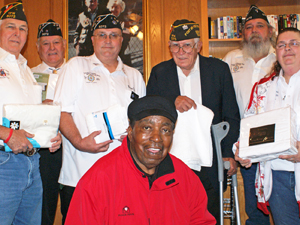 VFW post donates to Darnall's Fisher House