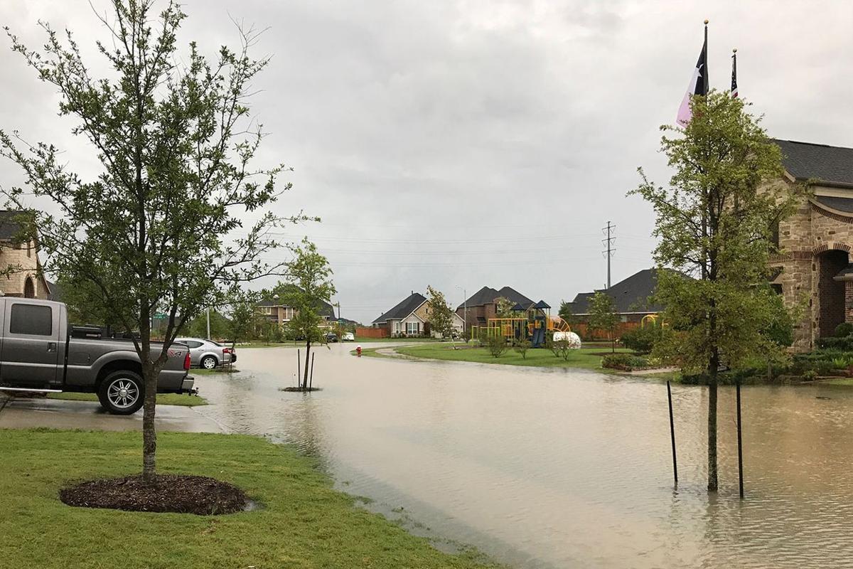 Clear Lake flooding