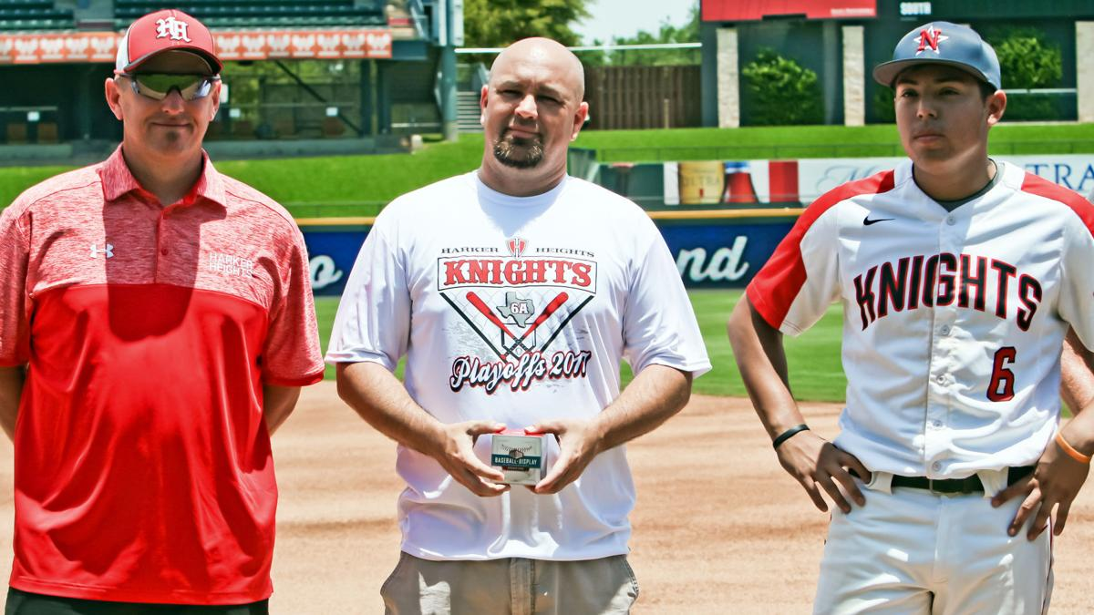 BASEBALL: Heights' Cole contributes walk, perfect inning of relief in THSBCA All-Star Game