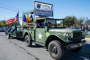 Copperas Cove Veterans Day Parade