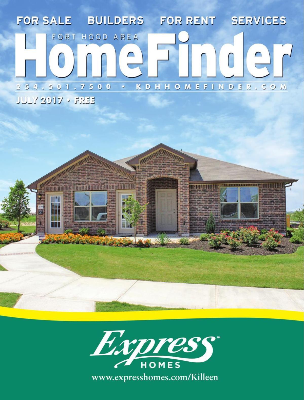 July 2017 Homefinder
