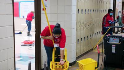 School repairs