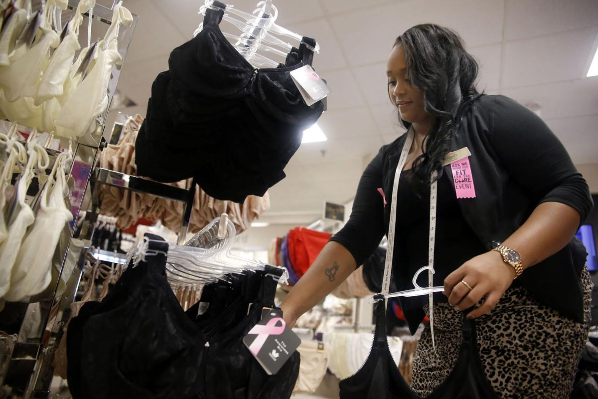 Local Dillard's store raises money for cancer research | Health