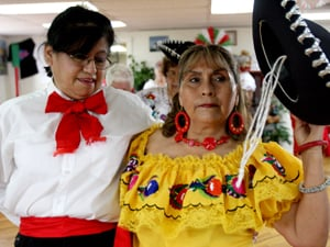 Dancing for independence: Hispanic Heritage Month kicks off with a party