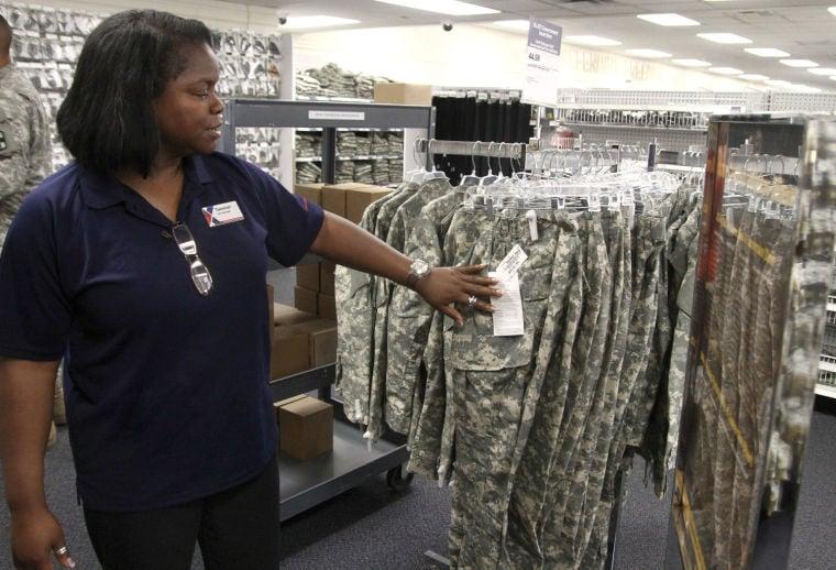 Army Combat Uniform Alternate