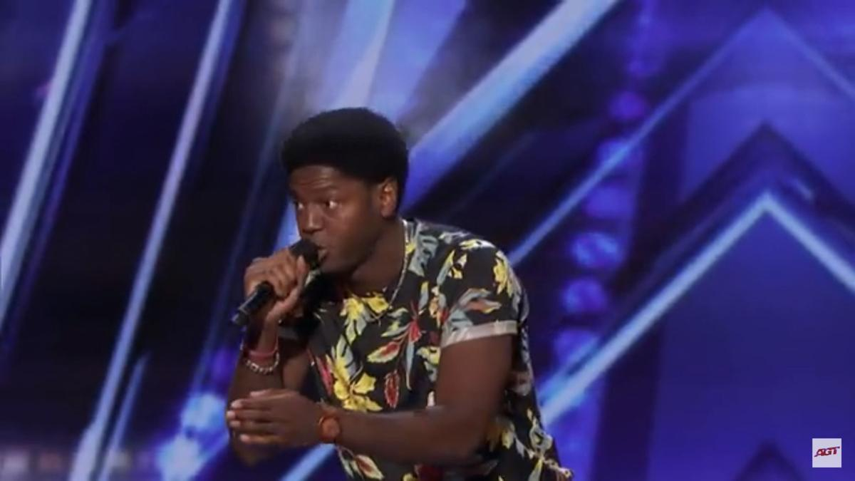 Ellison graduate receives Golden Buzzer on 'America's Got Talent