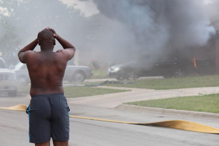 House fire in Killeen