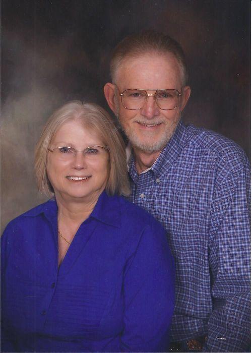 Robert and Linda Bailey