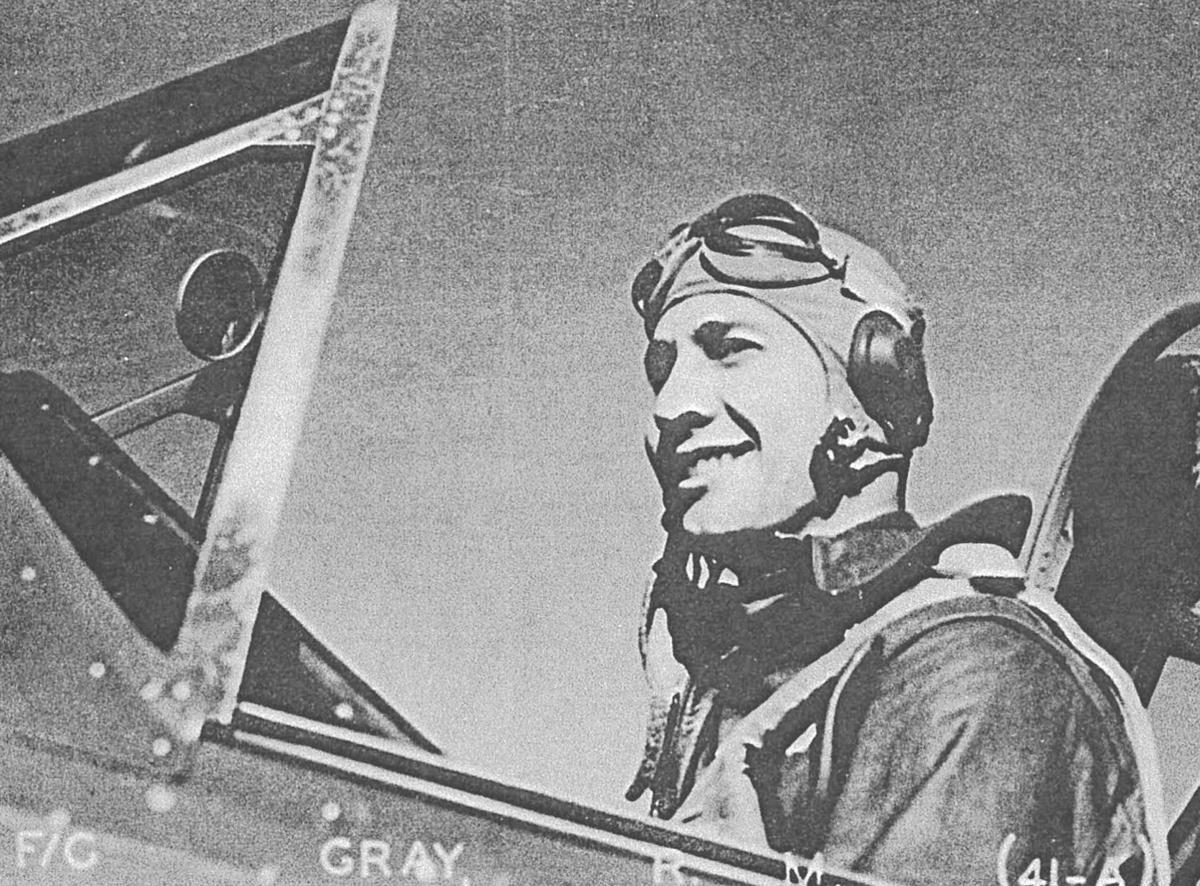 Capt. Robert Manning Gray