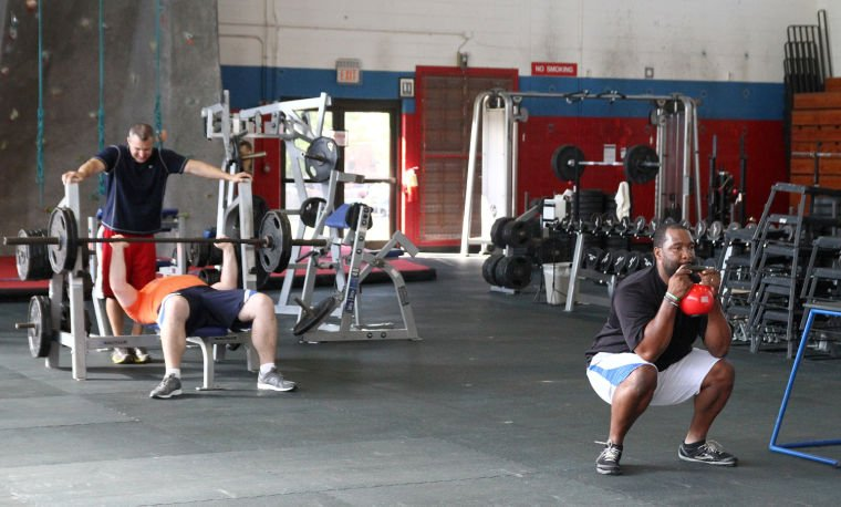 Fort Hood Fitness Centers