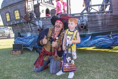 Cove Fall-O-Ween Festival